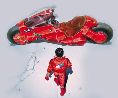 Moto de Kaneda (Akira)