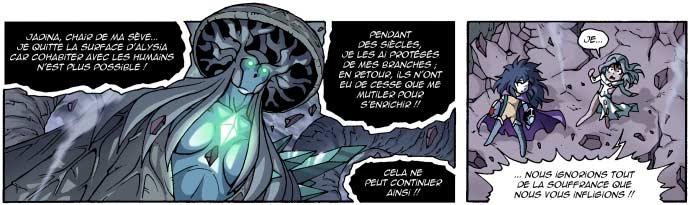 L'arbre de Gaméra veut quitter la planète (Légendaires - Tome 14)