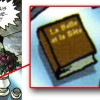 le livre sur la table est celui de la belle et la bête