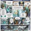 Page 2 du tome 14 des Légendaires