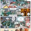 Page 3 du tome 14 des Légendaires