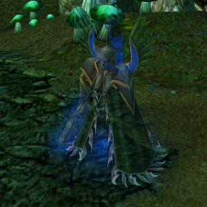 Maiev Chantelombre dans Warcraft 3