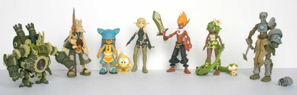 Figurines Wakfu Collection DX