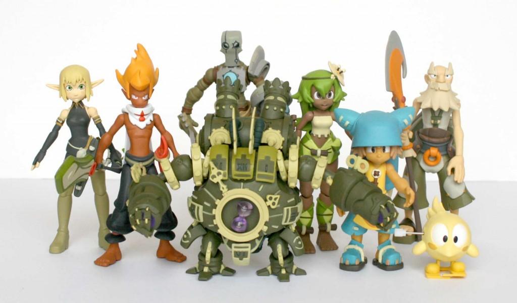 Figurines Wakfu - Collection DX
