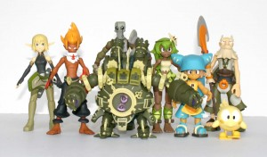 Figurines Wakfu - Collection DX