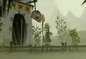 Il ne reste plus personne au village des pandalas (Wakfu - épisode 13)