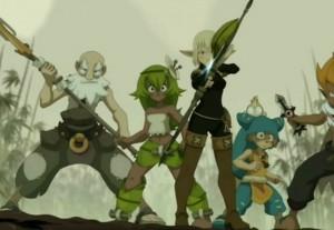 Yugo et ses amis sont cernés par les Soiffards (Wakfu - épisode 13)