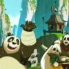 Les pandalas redeviennent normal sous la pluie de Lait de bambou (Wakfu - épisode 13)
