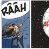 Dans l'album Z comme Zorglub, la Lune sert de support publicitaire pour Coca-Cola (Spirou et Fantasio)