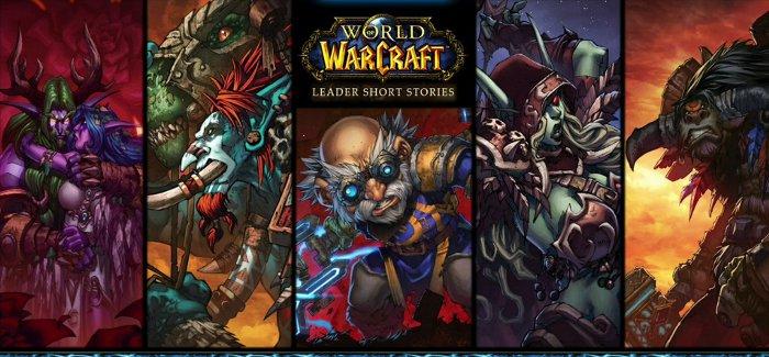 Image des nouvelles de chef de Faction de World of Warcraft. Elle a été utlisée lors d'une conférence sur l'édition lors de la Blizzcon 2011