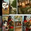 Première Images du comics Pearl of Pandaria diffusé à la Blizzcon 2011