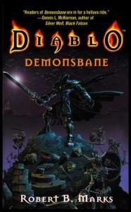 Couverture du roman Demonsbane (Diablo)