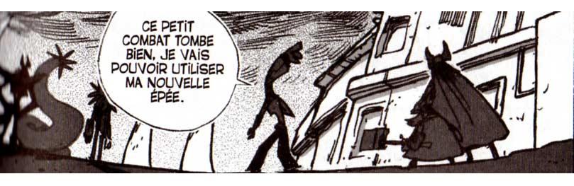 Goultard décide d'affronter Djaul (Dofus Tome 8)