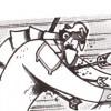 Maël tente de tuer Nepo (Dofus Tome 8)