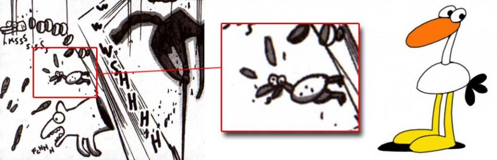 L'oiseau Antivol (Dofus Tome 8)