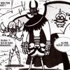 Ombrage, Racham et leur fils Burkmon (Dofus - Tome 8)
