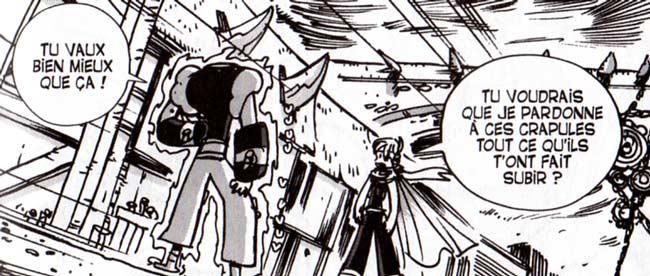 Le Fantôme de Crail apparaît (Dofus tome 9)