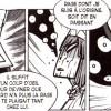 Le démon quitte le corps de Goultard pour entrer dans celui de Katar (Dofus Tome 9)