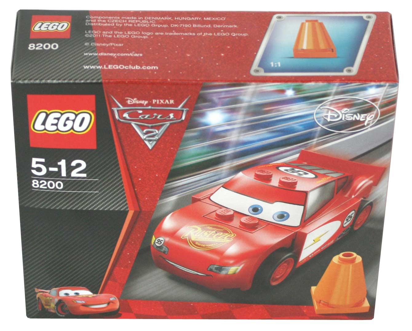 lego 8200 flash mcqueen cars 2 packaging du lego 8200 flash mcqueen cars 2 otakia. Black Bedroom Furniture Sets. Home Design Ideas