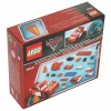Dos du Packaging du Lego 8200 - Flash McQueen (Cars 2)