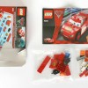 Contenu de la boîte du Lego 8200 - Flash McQueen (Cars 2)