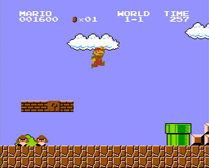 Super Mario Bros (NES)