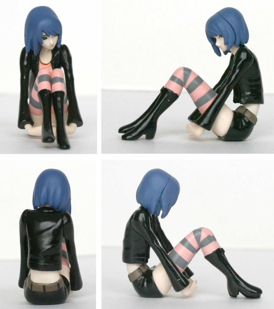 Figurine Nana (Gashapon - Herlock Endless Odyssey)