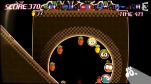 Les personnages en boule et le looping sont une allusion à Sonic the Hedgehog (Wakfu)