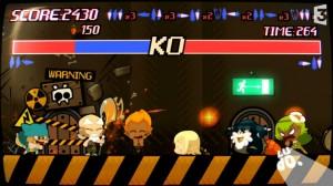 Tristepin dit Yatta comme Chun-Li dans Street Fighter II