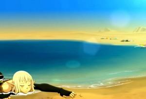 Yugo et ses amis ont échoué sur une île (Wakfu)