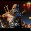 Figurine Diablo 3 Overthrown Barbare : haut du corps