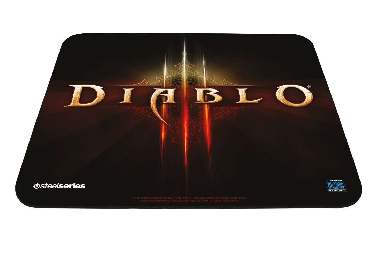 tapis de souris steelseries diablo 3. Black Bedroom Furniture Sets. Home Design Ideas