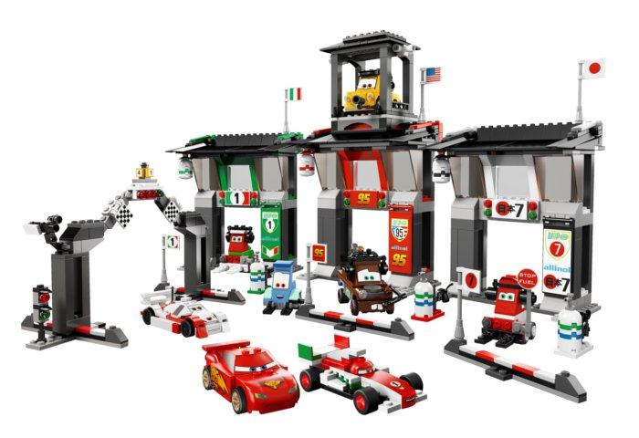 Boite lego World Grand Prix
