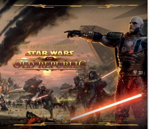 Couverture du livre : The Art of Star Wars : The Old Republic