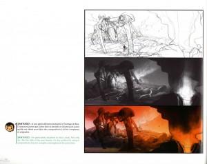 page 46 de l'Art book Wakfu - Tome 7