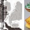 Ce domaine évoque le palais du Tout Puissant dans Dragon Ball (Dofus Tome 16)