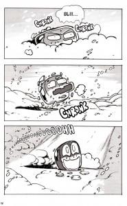 Page 3 du tome 16 de Dofus : Morld Invasion