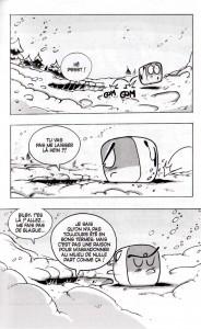Page 4 du tome 16 de Dofus : Morld Invasion