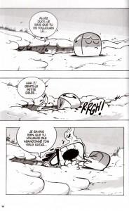 Page 5 du tome 16 de Dofus : Morld Invasion