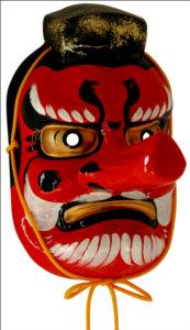 Masque de Tengu