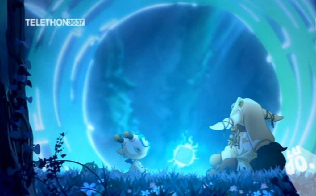 Adamaï et Qilby ouvrent un portail dimensionnel