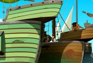 Ruel cherche un navire