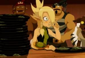 Défit de Cléophée : manger une marmite complète de Rata