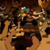 Les pirates font la fête avec Yugo