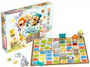 Wakfu : Le jeu d'aventures (jeu de société) - Figurines SD