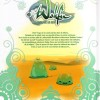 Dos de la couverture de Wakfu tome 1 : Les Kamas de la soif