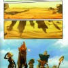 Page 1 du tome 1 Wakfu : Les Kamas de la soif