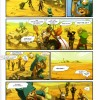 Page 4 du tome 1 Wakfu : Les Kamas de la soif