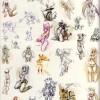 il y a plus de 20 croquis par page (Art book Xa Colors sur Wakfu et Dofus)