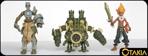 Figurine Wakfu DX : Razortemps